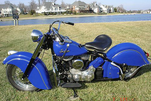 1950 Chief Blue L