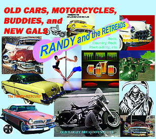 front cover of Old Cars CD